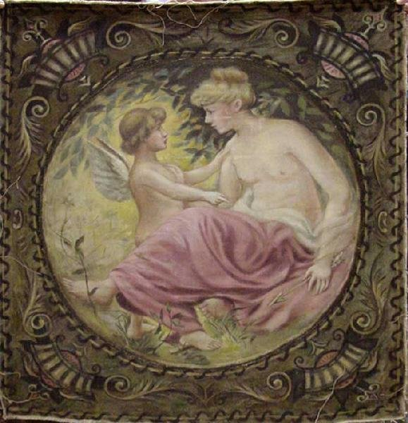 1003: Cupids Conquest by James Wesley White, 1906