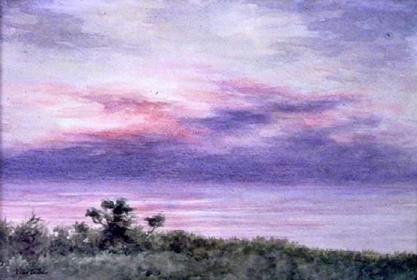 1005: Long Island Sound by M. S. Dunlap