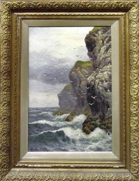 1018: Port Newgauy by Alex Mortimer
