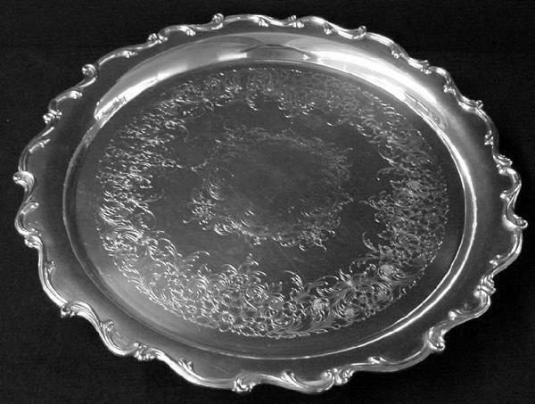 2120: Wilcox International Silver Co., JoAnne Pattern # - 2