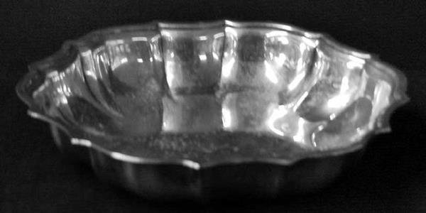 2209: Chippendale Pattern International Silver Plate #