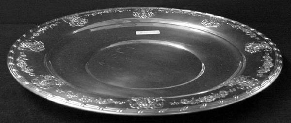 2265: Ardsley Tudor Plate Oneida Community # 2020 Large