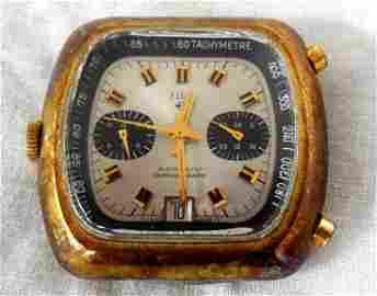 Elgin Automatic Chronograph Wrist Watch