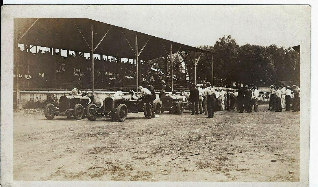 1927 Newport Championship Auto Race Photos