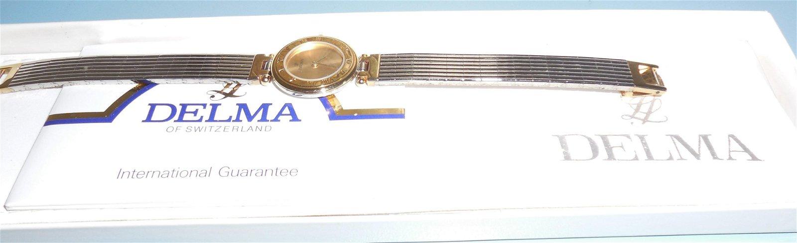 Delma Ladies Wrist Watch W-1126