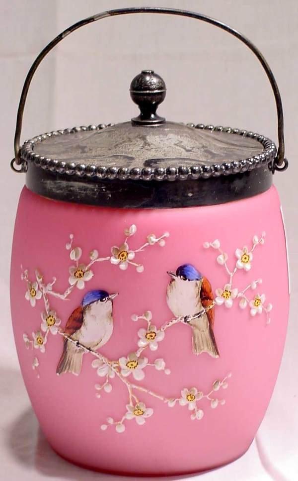 1023: Mt. Washington Biscuit Jar