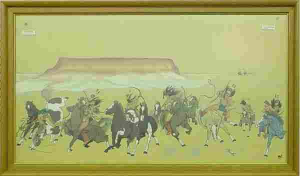 Tahoma American Indian Scene