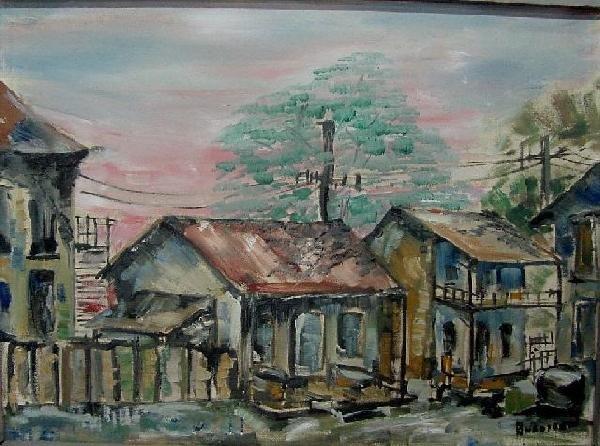 Bradshaw - Southern City Scene