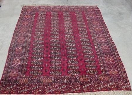 10: Antique Oriental Rug