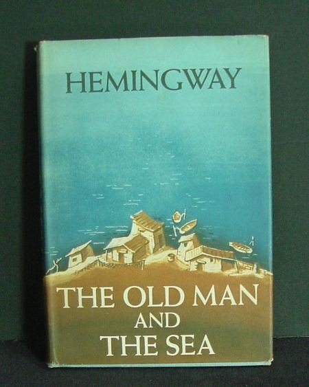 "142: Ernest Hemingway Book, ""The Old Man And The Sea"","