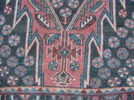 442: Persian Semi Antique Oriental Rug