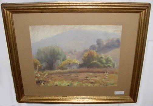 20: An East Tenn Landscape Mary E. Grainger Painting