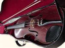 347: An Old German Violin