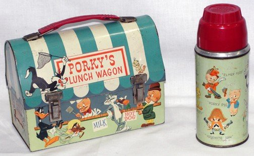 7: Porky's Lunch Wagon Dome Top
