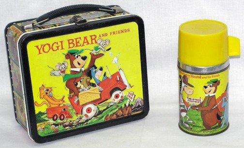 9: Yogi Bear and Friends