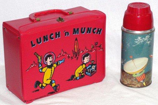 10: Lunch 'n Munch