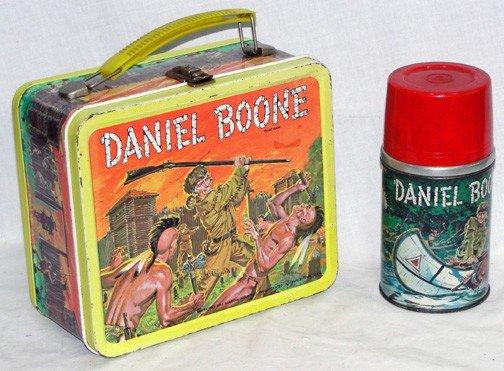 18: Daniel Boone