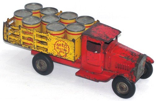 501: Metalcraft Shell Oil Delivery Truck