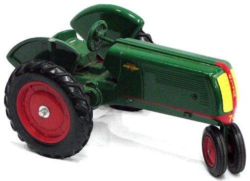 502: Oliver Metal Tractor 70 Row Crop