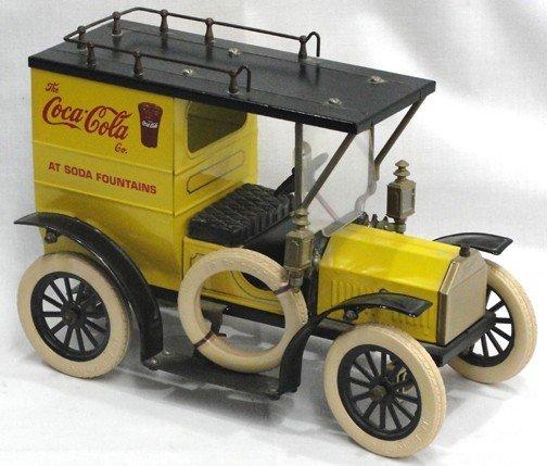 504: Maxitoys Model T Coca Cola Delivery Truck