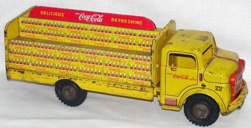 505: Marx Coca Cola Delivery Truck