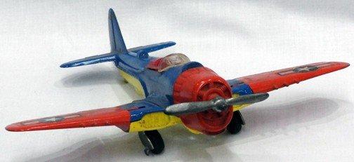 506: Hubley Military Airplane