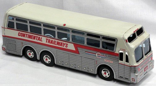 507: Continental Trailways Silver Eagle Bus