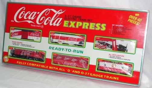 508: Lionel Coca Cola Train MIB