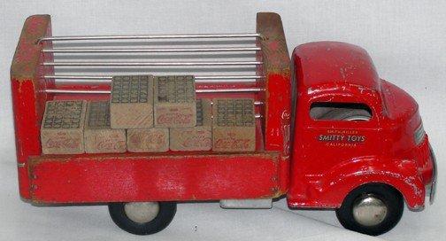 510: Smith-Miller Wood & Steel Coca Cola Truck
