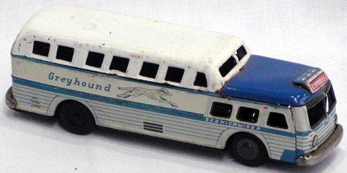 516: Greyhound Scenicruiser Tin Bus