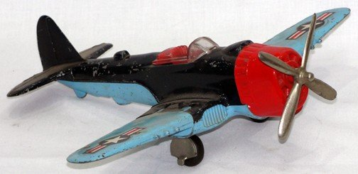 521: Hubley Military Airplane
