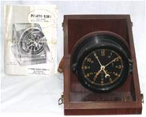A Chelsea US Army Message Center M2 Clock