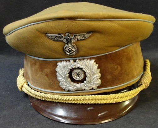 180: Nazi Military Cap