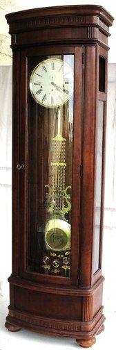 415: An Ernest Hemingway Ridgeway Tall Case Clock