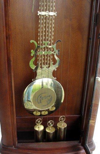 415: An Ernest Hemingway Ridgeway Tall Case Clock - 3