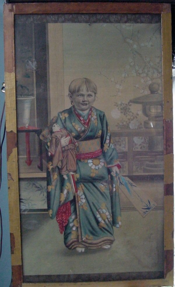 10: A 19th Cent. Chinese Childs Portrait