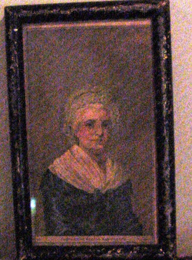 A Early Portrait of Martha Washington