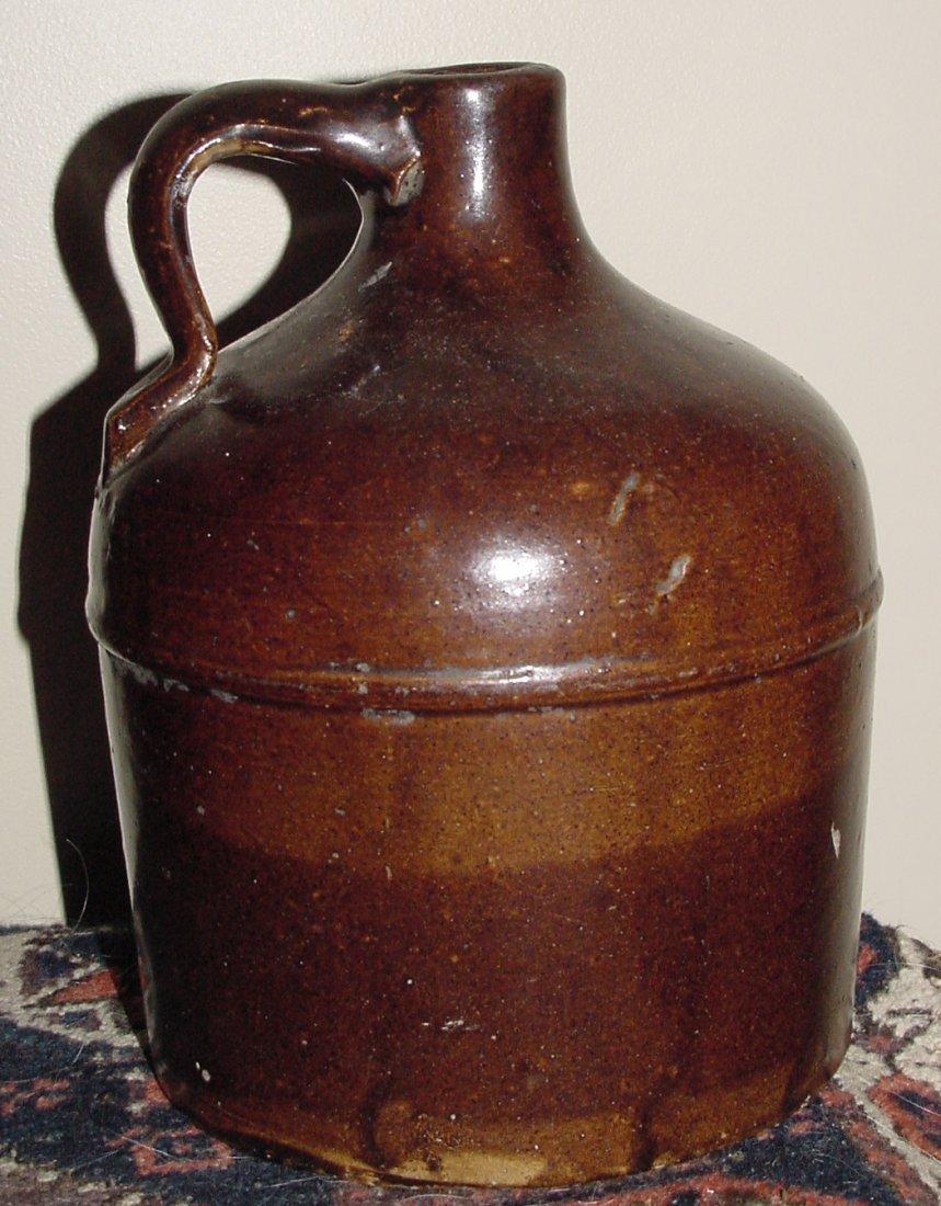 A East Tenn. Moonshine Pottery Jug
