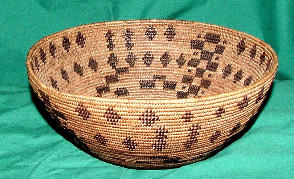 2: A Northwestern US Indian Basket