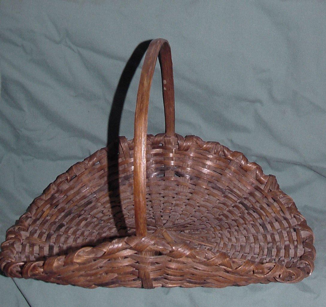 13: A Cherokee? Flower Basket