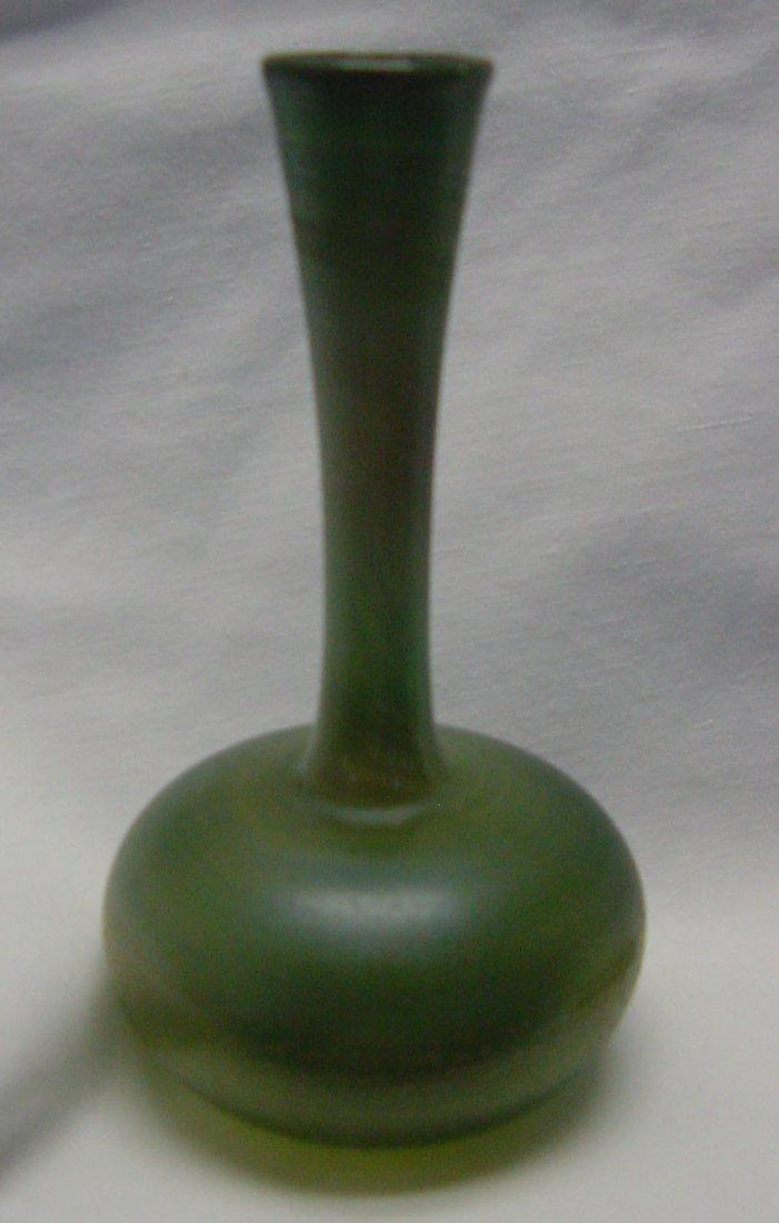 34: A Neker Israeli Art Glass Vase