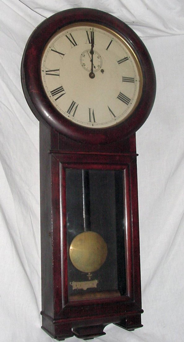 Seth Thomas Long Drop Clock