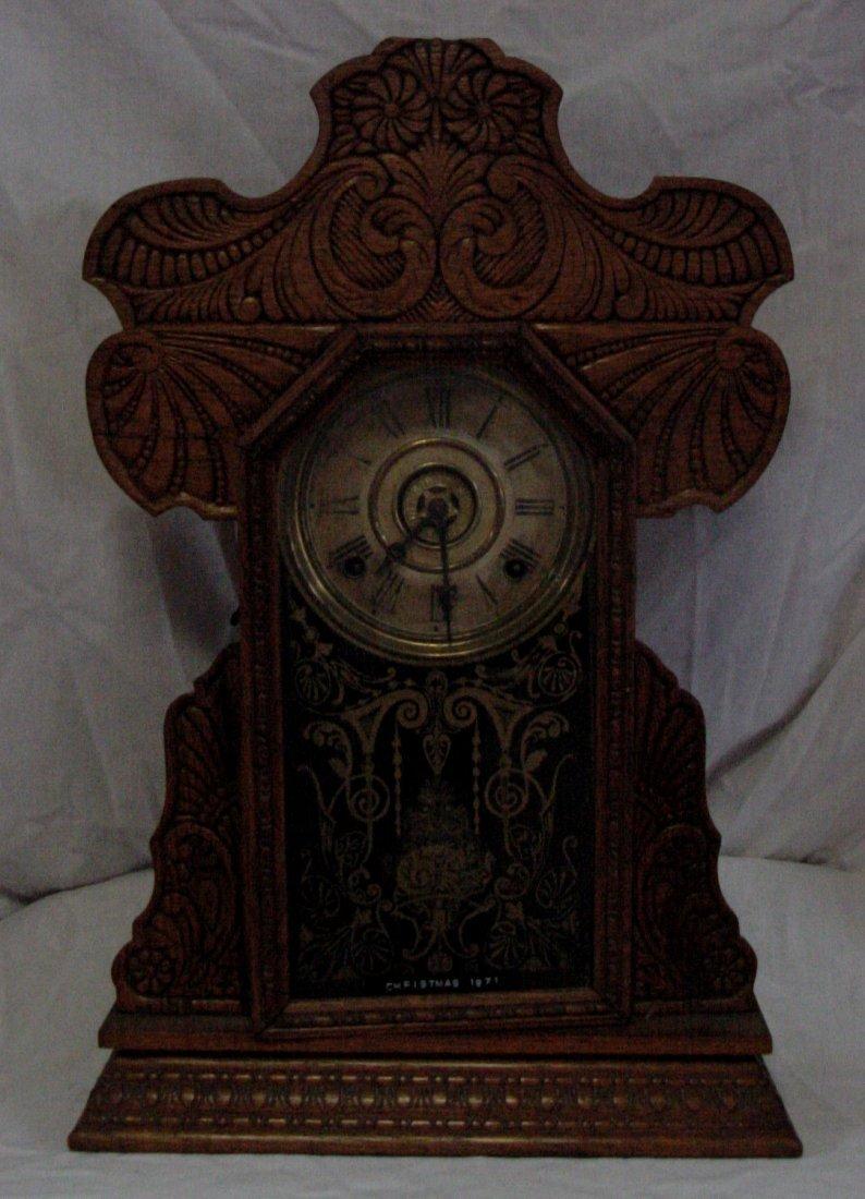 Oak Sessions Kitchen Alarm Clock
