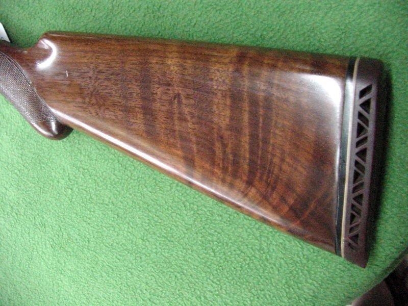 A. H. Fox A. E. Grade 12 Gauge Dbl Barrel Shotgun - 2