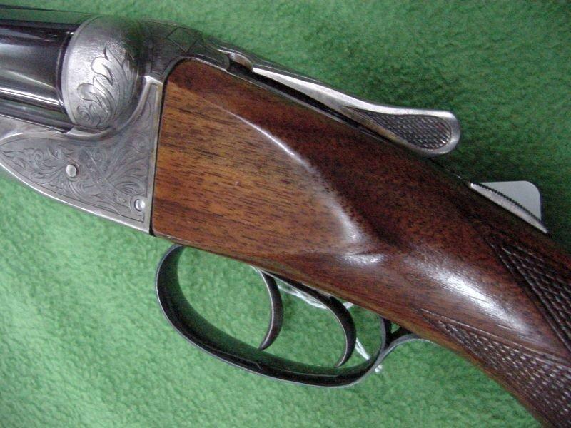 A. H. Fox A. E. Grade 12 Gauge Dbl Barrel Shotgun - 3
