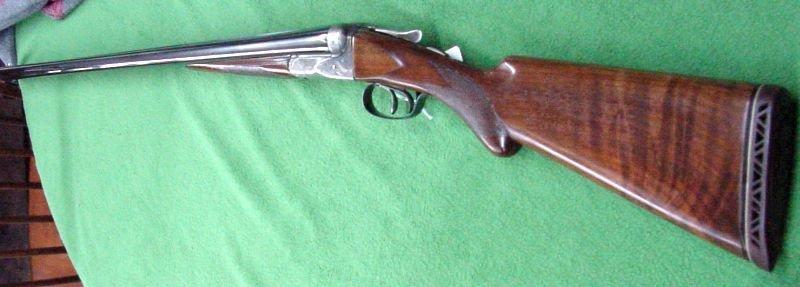 A. H. Fox A. E. Grade 12 Gauge Dbl Barrel Shotgun - 4