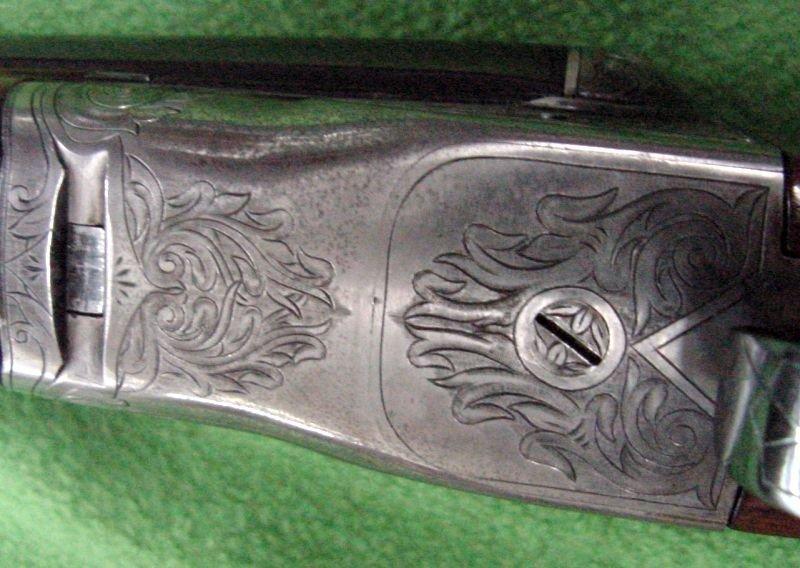 A. H. Fox A. E. Grade 12 Gauge Dbl Barrel Shotgun - 5