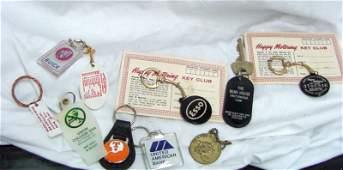 Key Ring Assortment