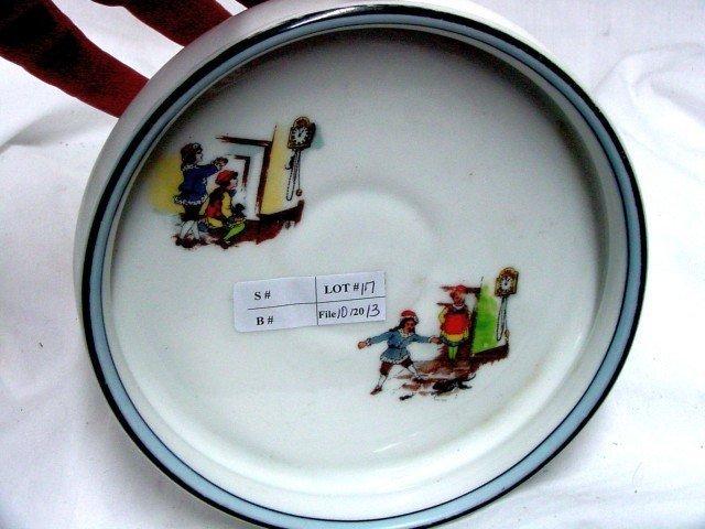 Noritake/Nippon Childs Bowl
