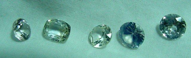 22.71 Ct. Loose Sapphires 1930s Sri Lanka